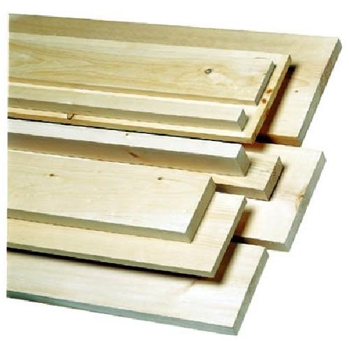 """White Pine - 1&2 - Pattern 17 - 3/4"""" x 4"""" x R/L"""