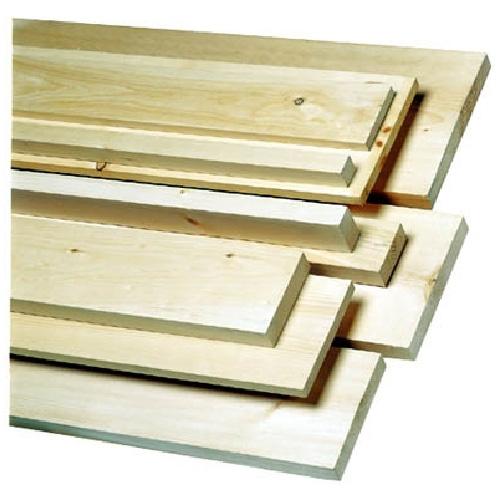White Pine lumber 1 in x 8 inx 10 ft