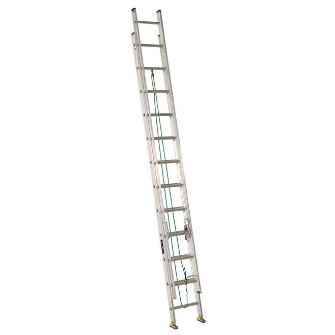 Eagle - Extension Ladder - T2 - Aluminum - 24-ft