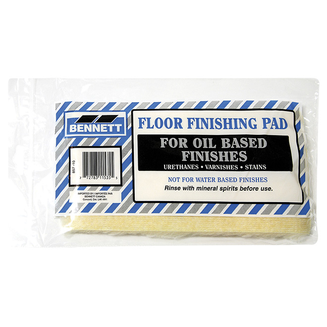 Floor Finish Pad
