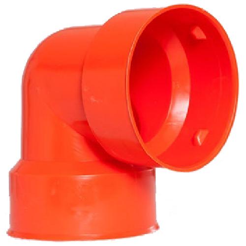 Elbow drain