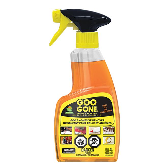 """""""Goo Gone"""" Spray Gel Cleaner - 355 ml"""
