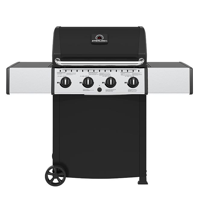 Barbecue au gaz propane, 40 000 BTU, 644 po²