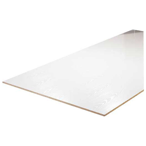 "Hardboard Handy Panel 1/8"" x 2' x 4' - White"