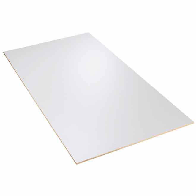"Melamine Table Top - 30"" x 60"" - White"