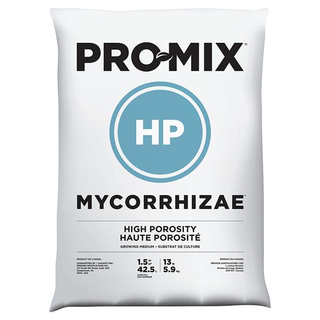 Substrat de culture haute porosité avec mycorrhizae, 5,9 kg