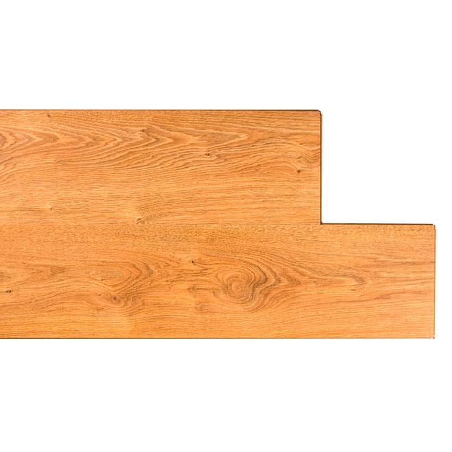 Plancher stratifié « Megaloc » 12mm, Chêne Syracuse