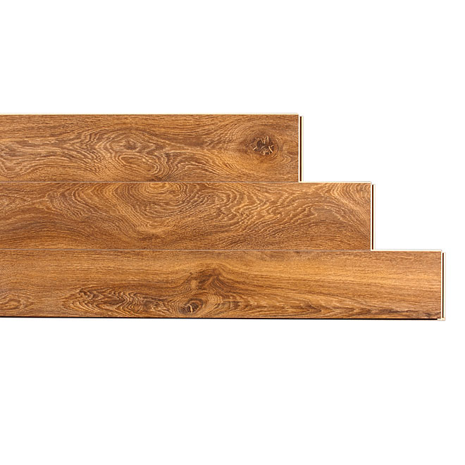 Laminate Flooring 12mm - Megaloc - Poellau Oak