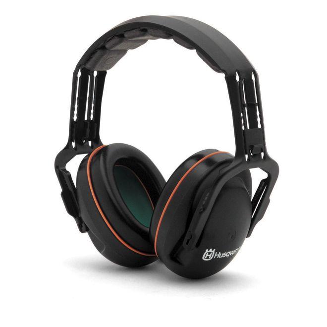 Protecteur auditif Husqvarna, 25 dBA, plastique, noir