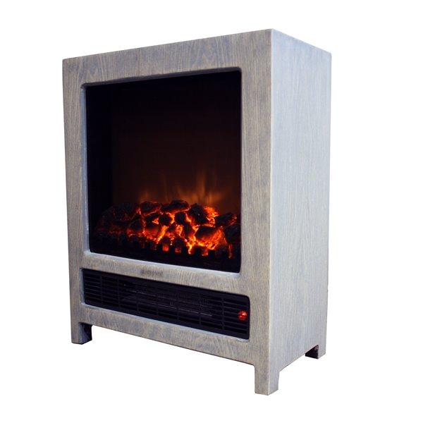 Aura Paramount Decorative Fireplace Style Heater