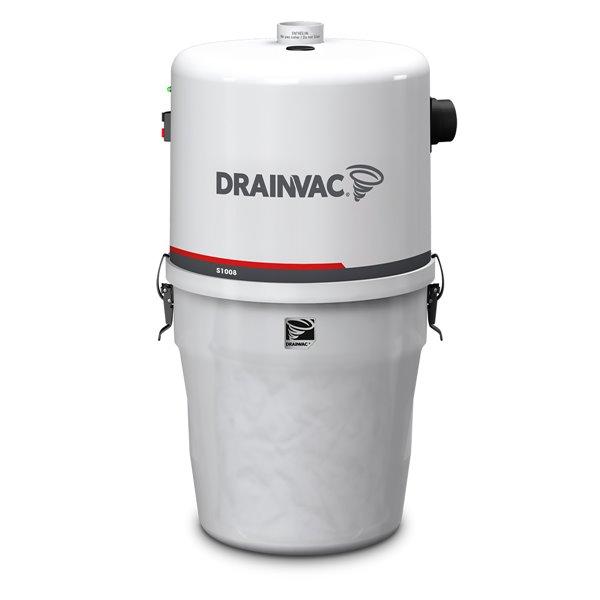 Drainvac Central Vacuum Cleaner Compact 17L