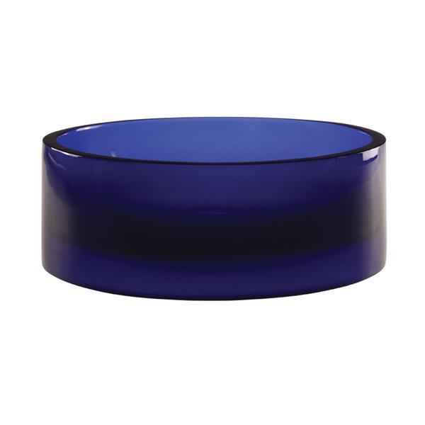 Decolav Lana Above-Counter Round Depth Resin Sink