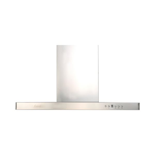 Cyclone 36-in Wall-Mounted Range Hood (Stainless Steel)
