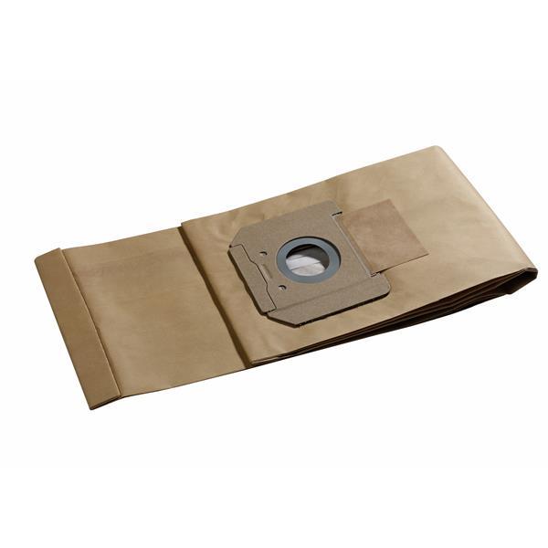 Bosch Paper Dust Bag for 14-Gallon Dust Extractors - 5 PK
