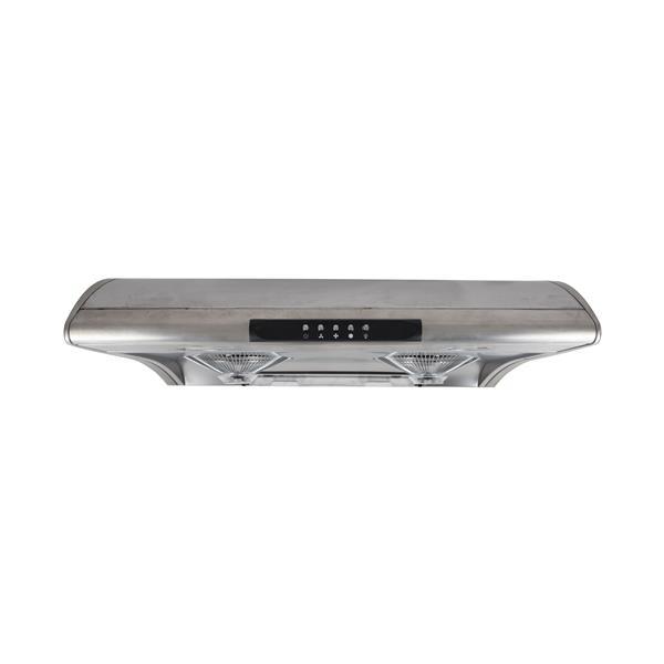 Hotte sous-armoire Maxair, 720 pcm, acier inoxydable, 30''