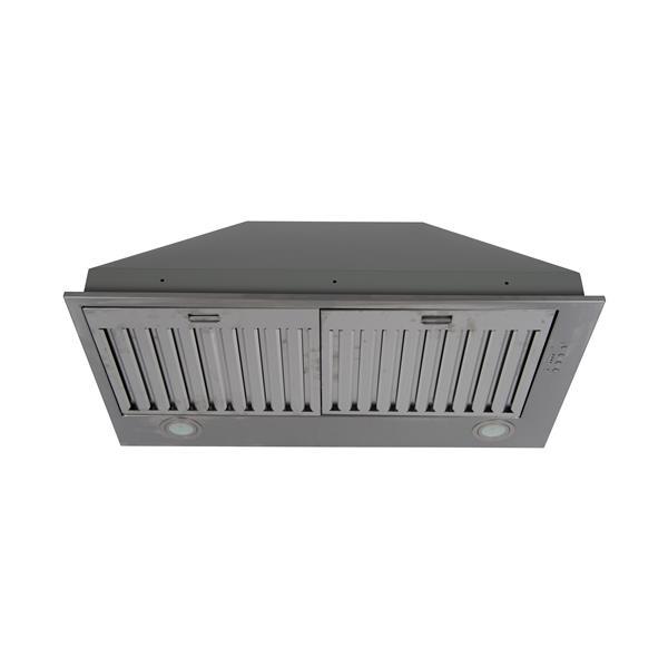 Maxair 30-in Undercabinet Range Hood (Stainless Steel)