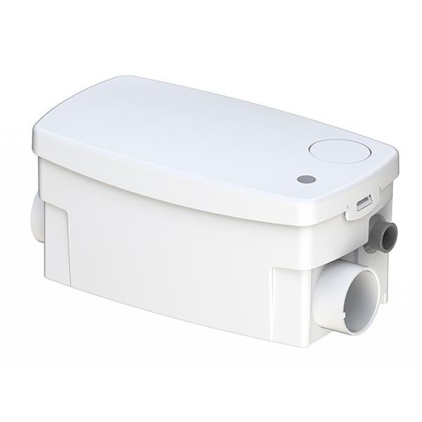 Système de douche Sanishower de Saniflo, blanc
