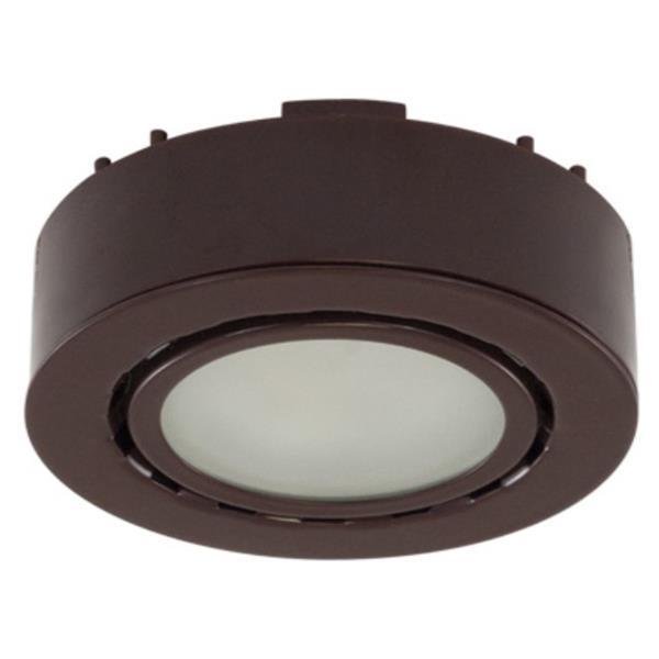 Liteline Corporation 4K 12V 2W Brown LED Single Puck Light