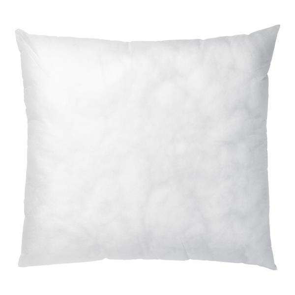 Millano Polyester White 18-in x 18-in Polyester Inner cushion