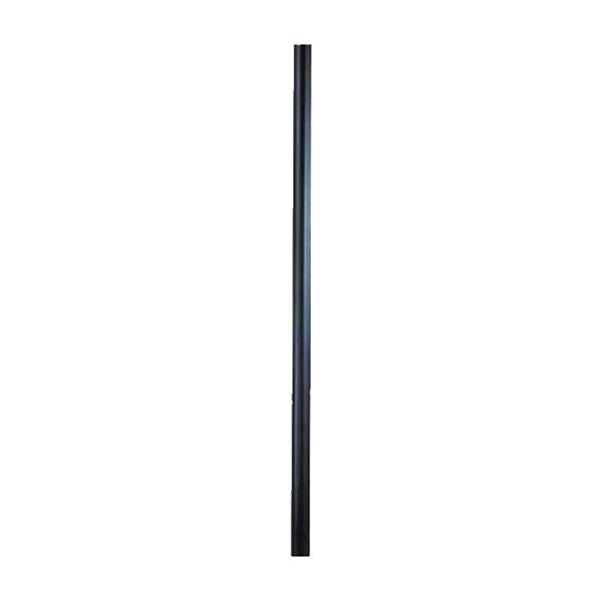 Acclaim Lighting 8-ft Matte Black Outdoor Light Post