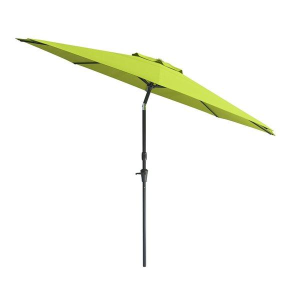 Corliving Uv And W D Resistant Tilt G Patio Umbrella Ppu 740 U