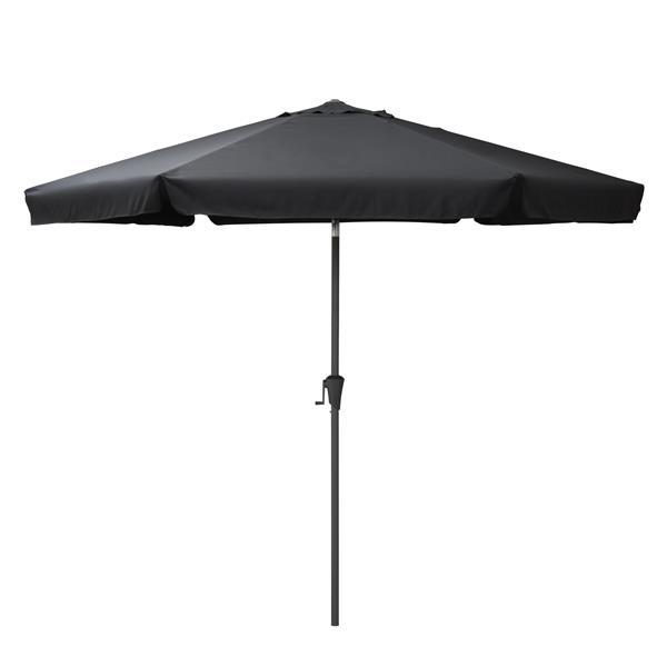CorLiving Tilt-g Patio Umbrella - Black