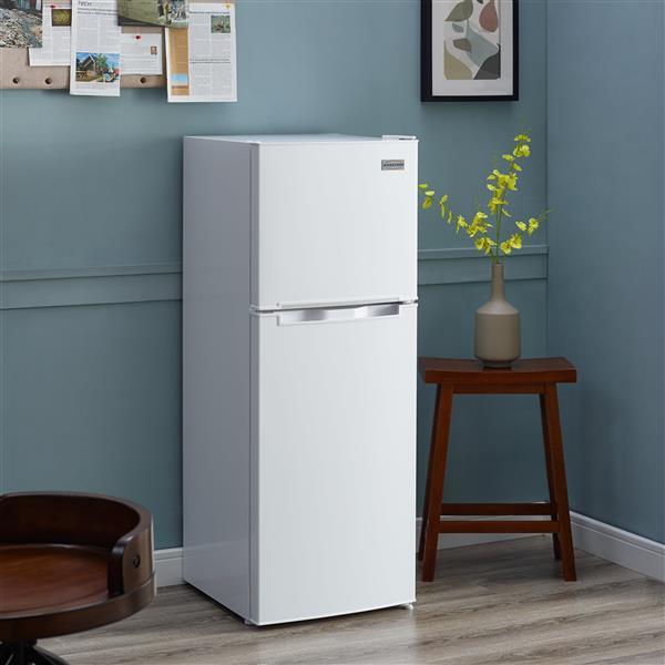 Marathon Compact Two-Door Refrigerator - 4.8 cu.ft.