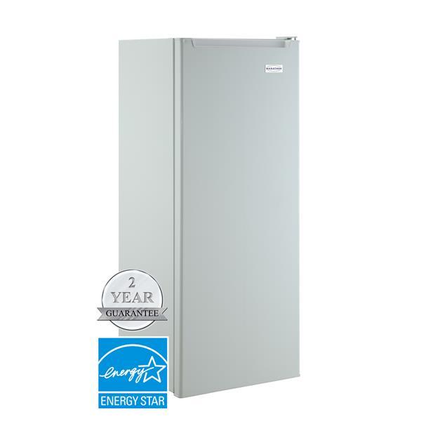 Marathon Réfrigérateur intégral, Blanc, 8,5 pi.cu