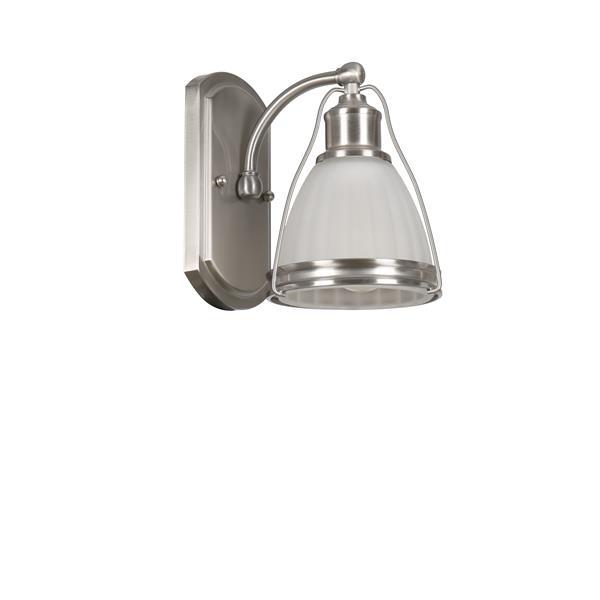 "BELDI Landry Chandelier - 1 Lights - 10.6"" - White"