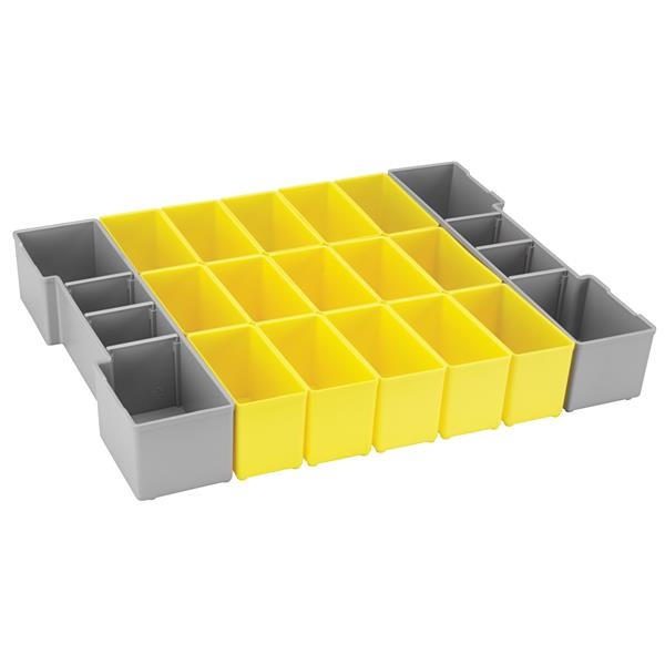 Bosch Organizer Insert Set for L-Boxx System - 17 Pieces