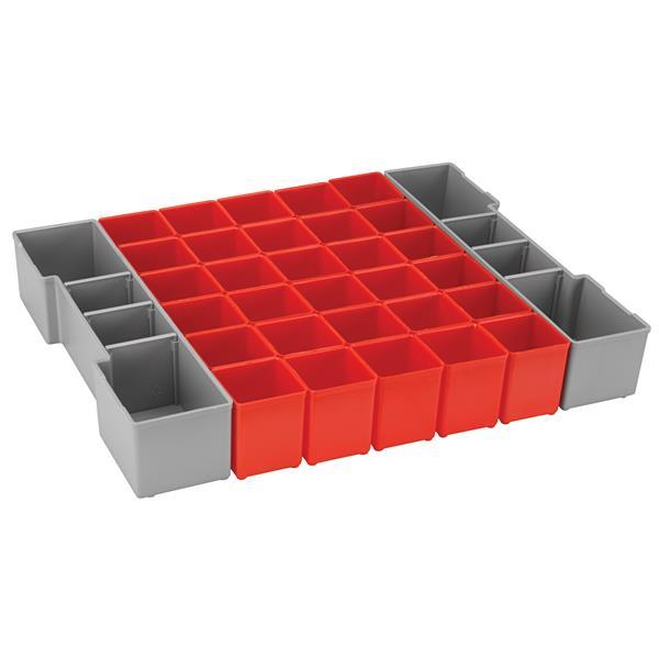 Bosch Organizer Insert Set for L-Boxx System - 32 Pieces
