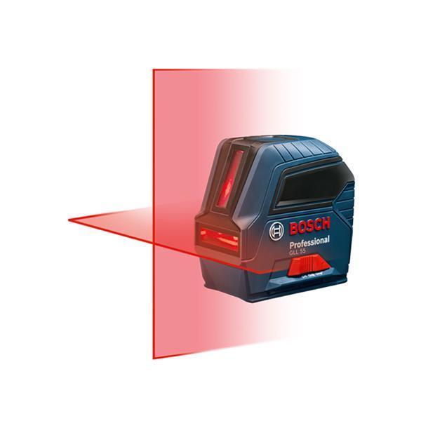 bosch laser en croix nivellement automatique r no d p t. Black Bedroom Furniture Sets. Home Design Ideas