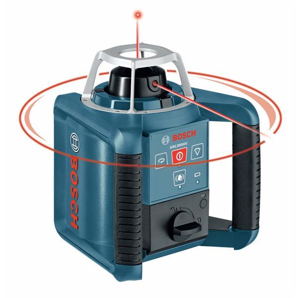 Laser rotatif à mise à niveau automatique Bosch