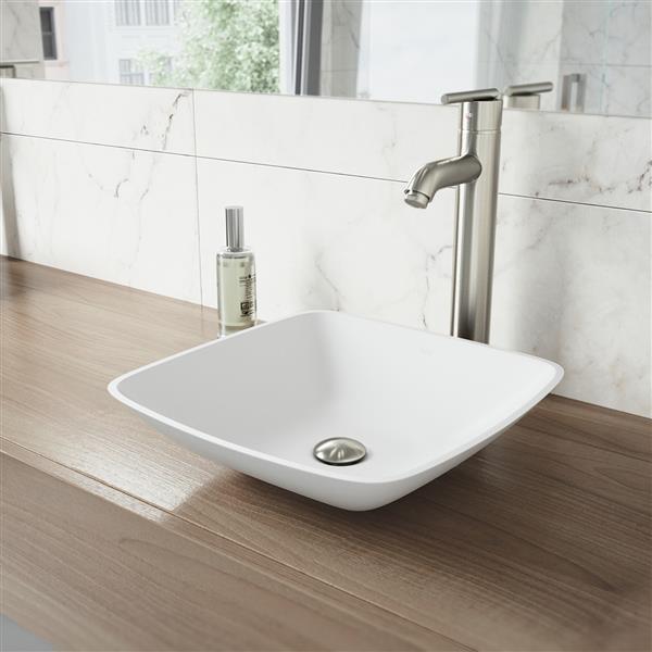 vigo ensemble de vasque de salle de bain et robinet. Black Bedroom Furniture Sets. Home Design Ideas