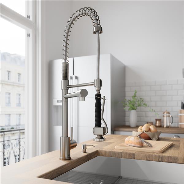 Tremendous Zurich Pull Down Spray Kitchen Faucet Download Free Architecture Designs Estepponolmadebymaigaardcom