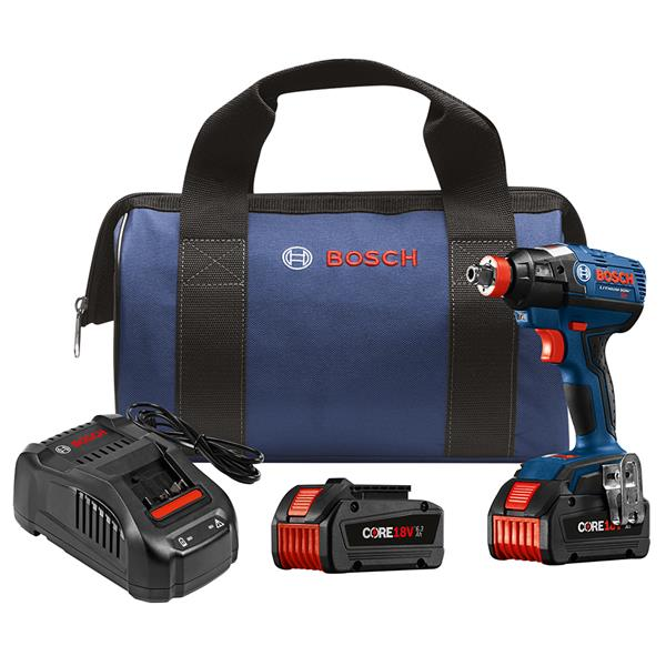 Bosch Impact Driver Set - 18 V