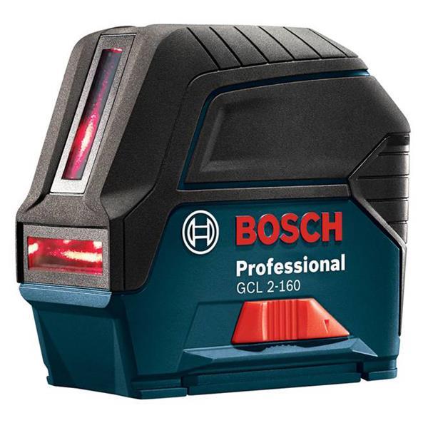 Bosch Self-Leveling Cross-Line Laser - Laser Reciever