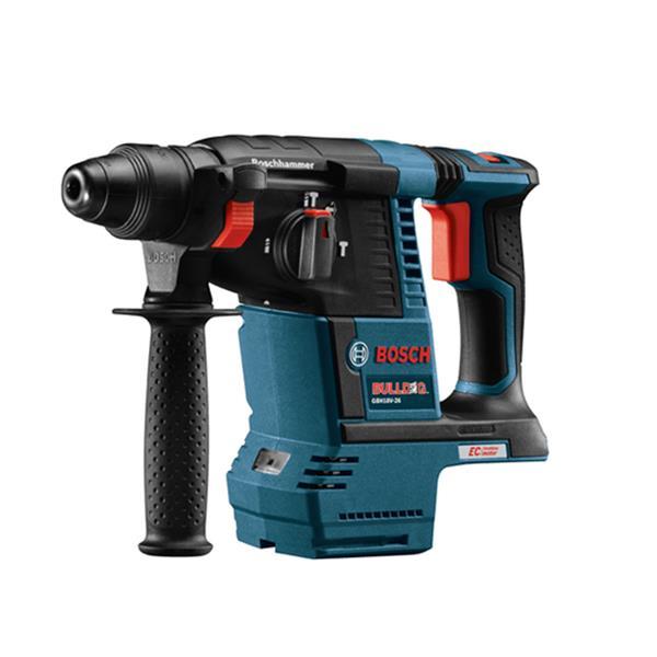 """Bosch Bulldog™ Rotary Hammer - 18V - 1"""""""
