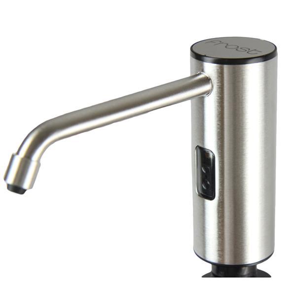 Distributeur de savon liquide rempli en vrac mains libres
