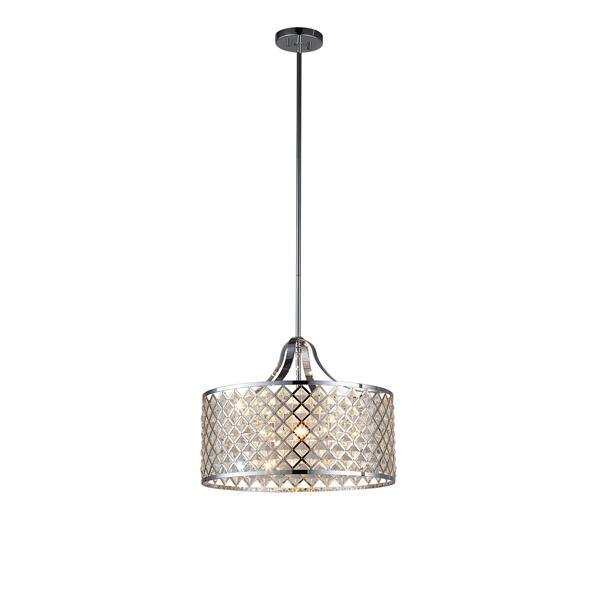OVE Decors Baker Pendant Light II - 4-Light LED