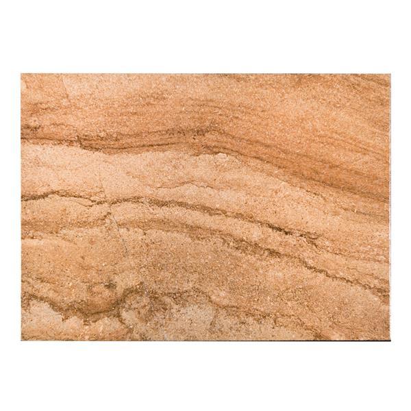 Mono Serra Group Ceramic Tile 13-in x 19-in  Terra del Fuoco 18.96 sq.ft. / case.
