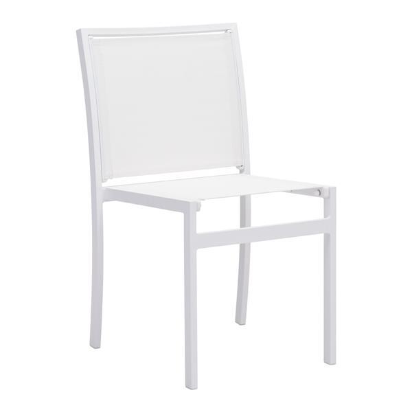 Mayakoba Dining Chair - White - Set of 2