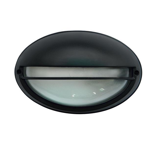 Whitfield Lighting Outdoor Light - 1 Light - Black