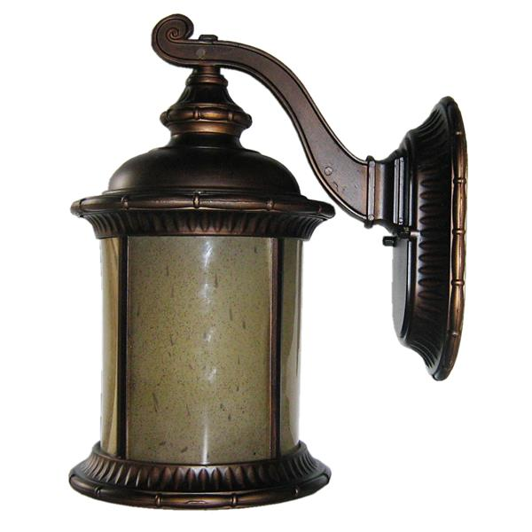 Whitfield Lighting Outdoor Wall Mount Light - 1 Light - Oil Rubbed Bronze