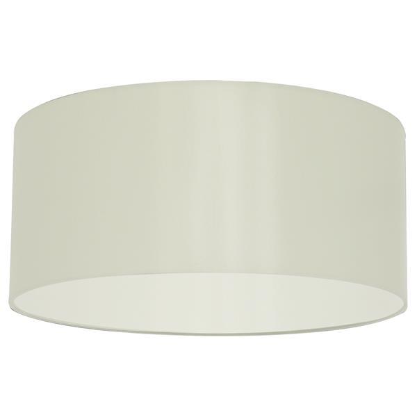 Whitfield Lighting Modena Fabric Lamp Shade - 16-in x 7-in - Cream Silk Finish