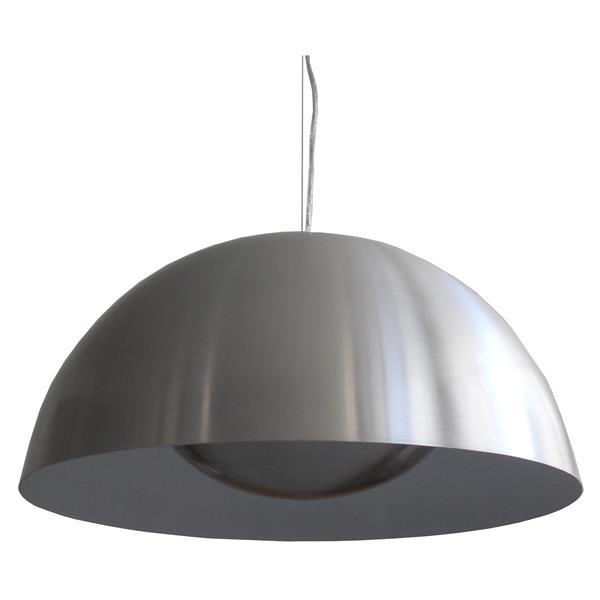 Whitfield Lighting 1-Light Pendant Light - 12.75-in x 24-in - Steel