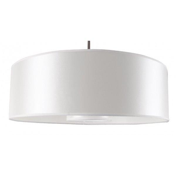 Whitfield Lighting 1-Light Pendant Chandelier - 8-in x 22-in - White