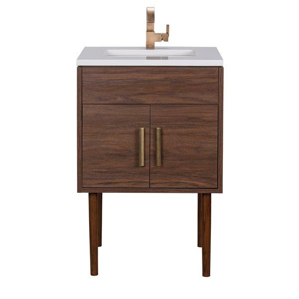 CUTLER KITCHEN & BATH Vanité de salle de bain Garland, 24\