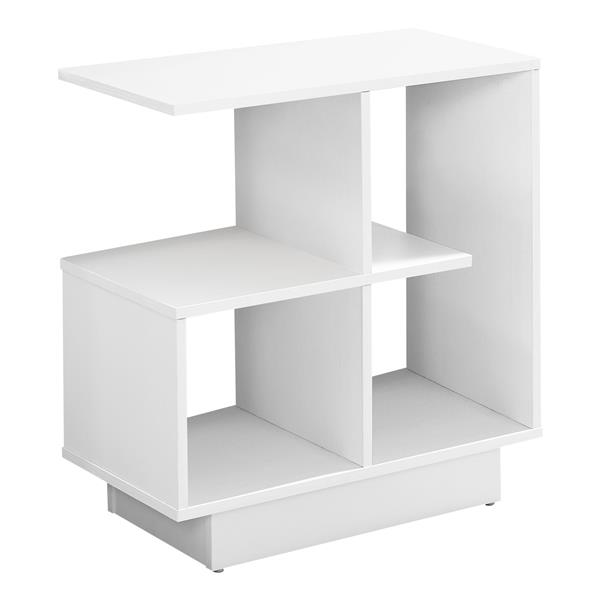 """Table d'appoint, 11,5"""", blanc"""