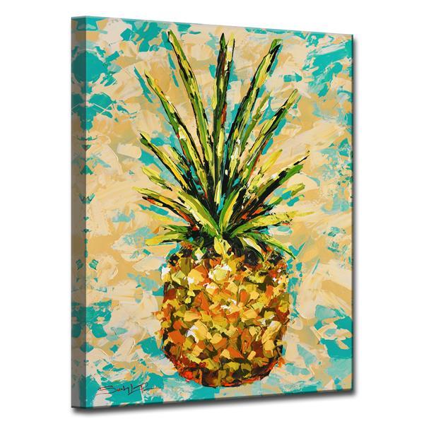 Ready2HangArt Fiesta Pineapple Canvas Wall Décor - 30-in x 40-in